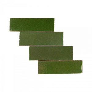 Zelliges 101 Carreaux de Style Vert Foncé