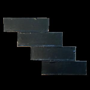 Zelliges 99 Carreaux de Style Retour du Noir