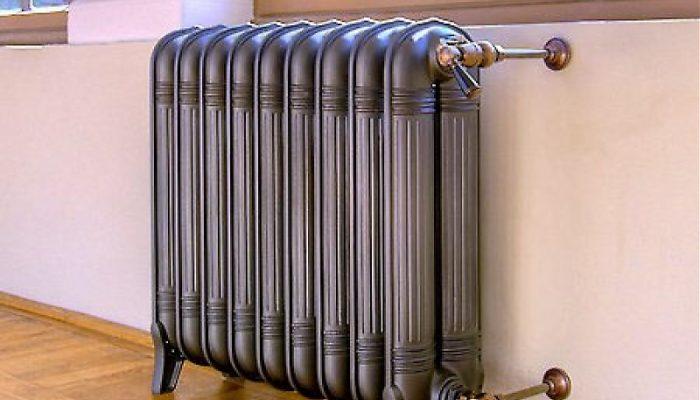 Radiateur fonte_42 Carreaux de Style