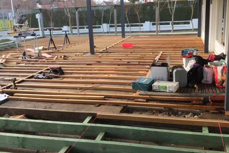 Planchers de terrasse 5