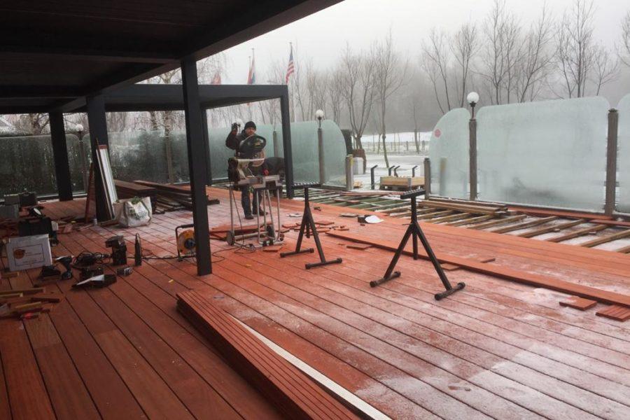 Planchers de terrasse 3