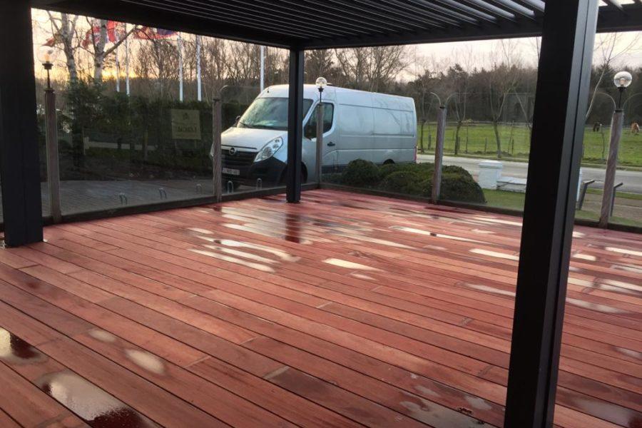 Planchers de terrasse 2
