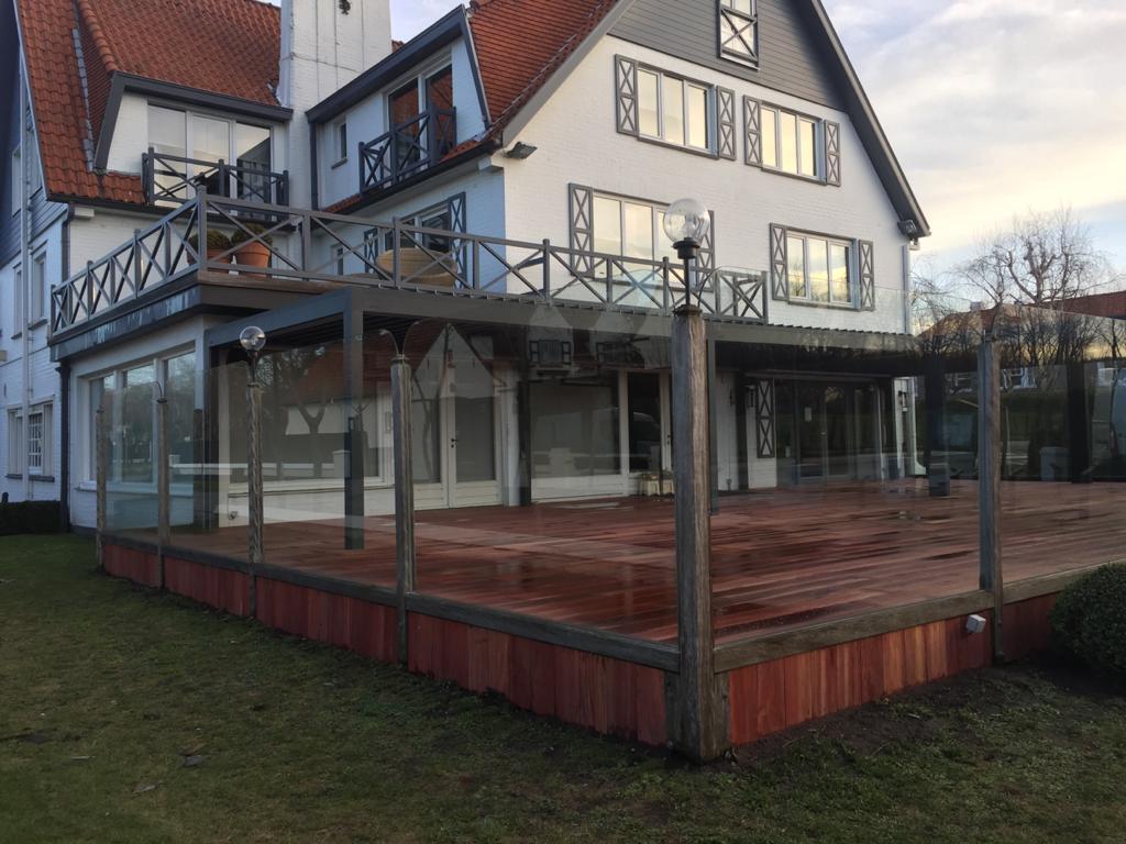 Planchers de terrasse 1