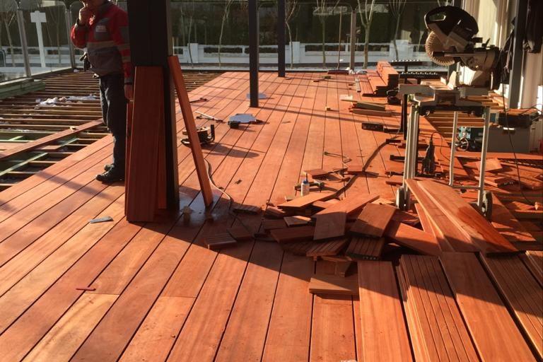 Planchers de terrasse 4