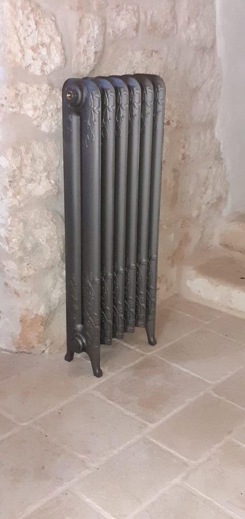 radiateur fonte 2 Carreaux de Style
