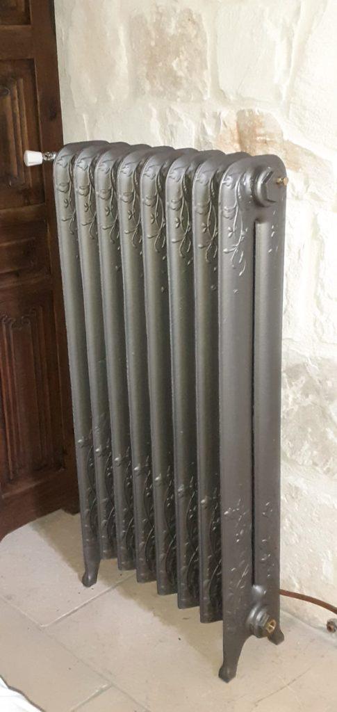 radiateur fonte 3 Carreaux de Style