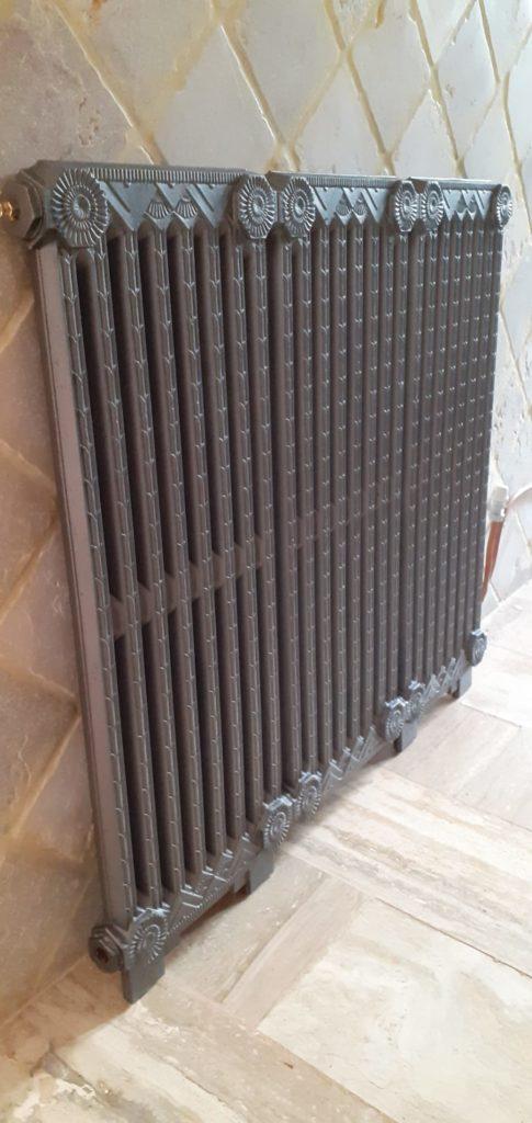 radiateur fonte 7 Carreaux de Style